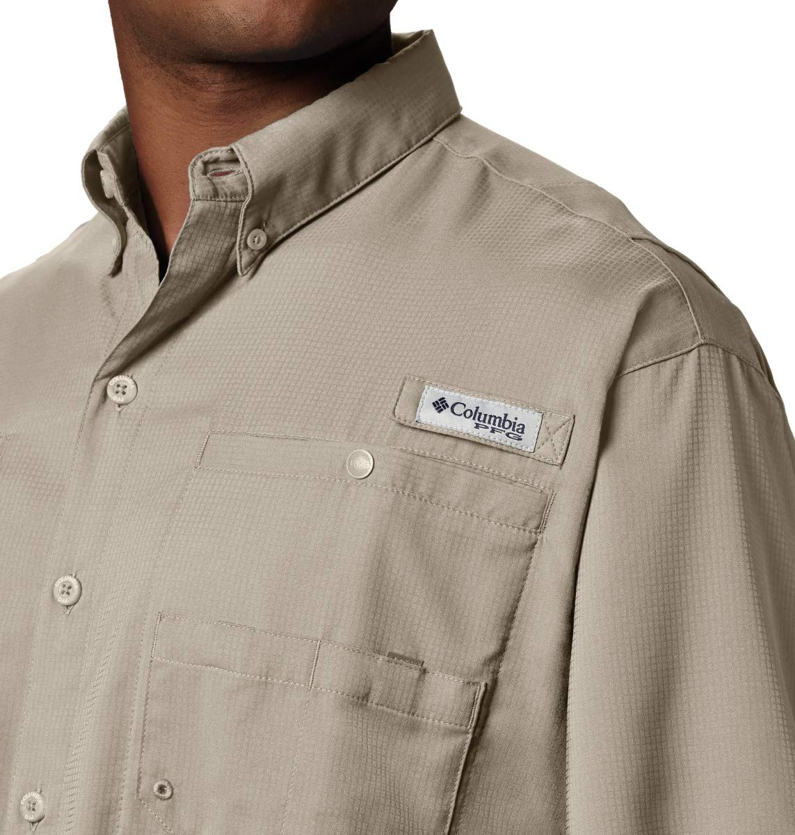 Columbia Mens Tamiami II Short-Sleeve Shirt