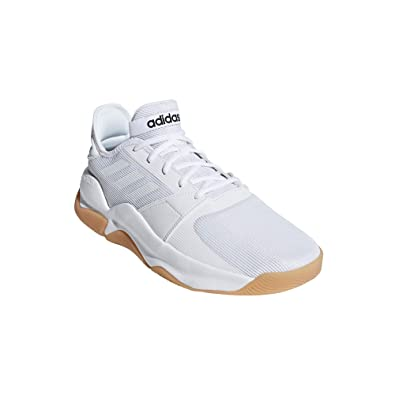 new style b6096 79b2d adidas Streetflow, Chaussures de Basketball Homme, Blanc (Blanco 000), 39 1