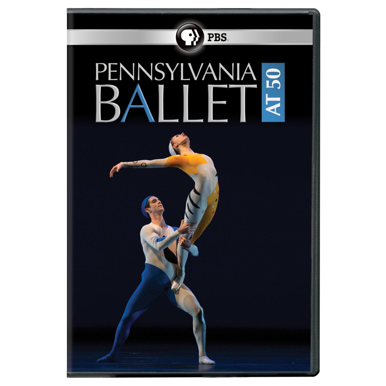 DVD : Pennsylvania Ballet At 50 (DVD)