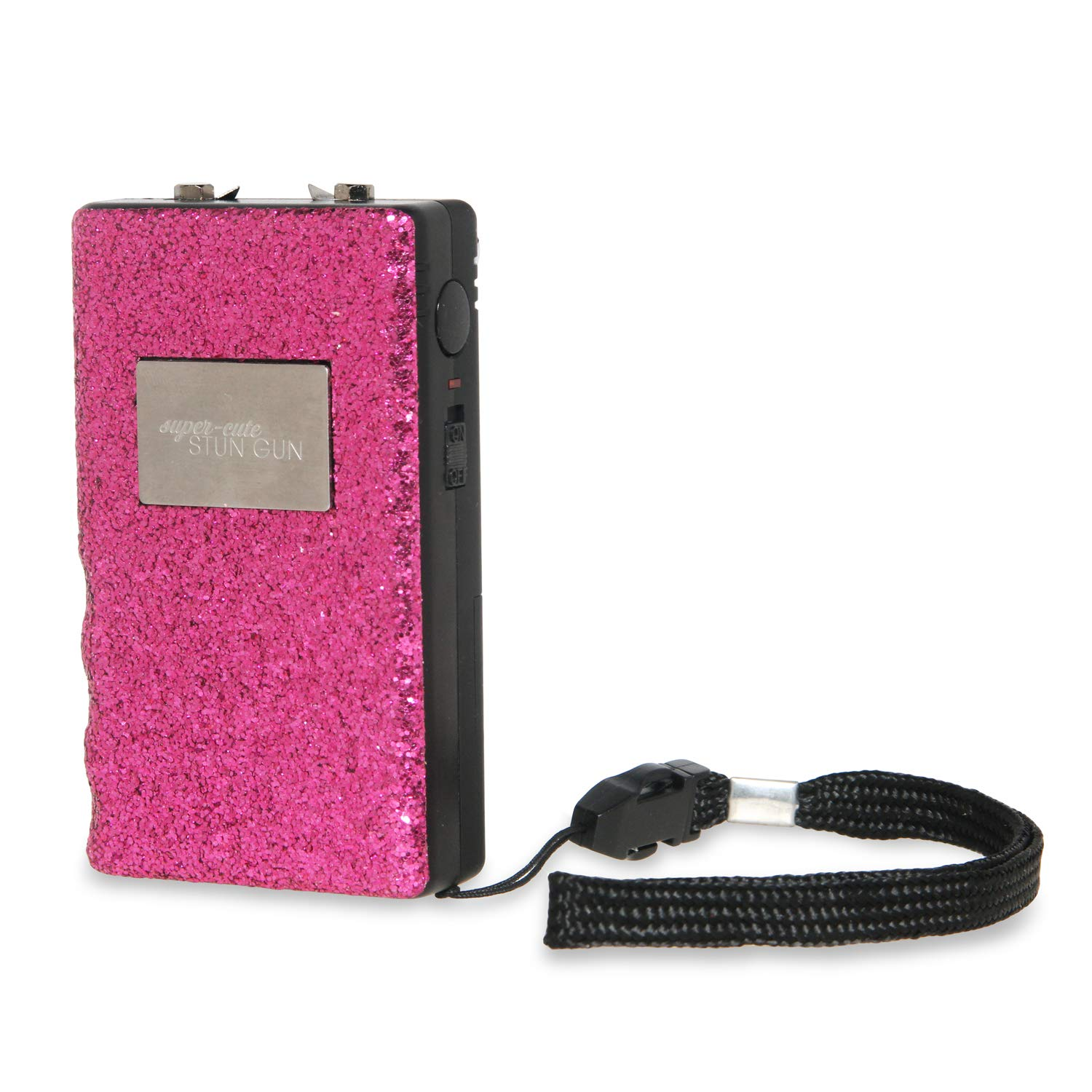 Super-Cute Pink Stun Gun for Women – Extreme Pain and Powerful Voltage Stun Gun – Reliable Woman s Personal Protection Self Defense