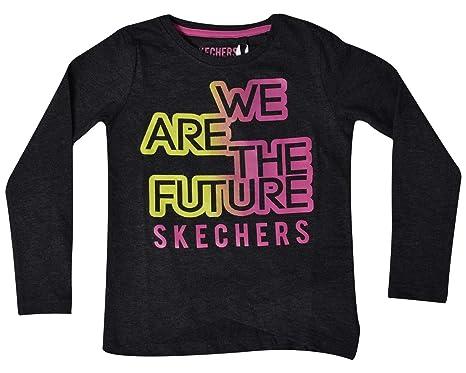 Skechers Girls Electra Yvaine Tshirt