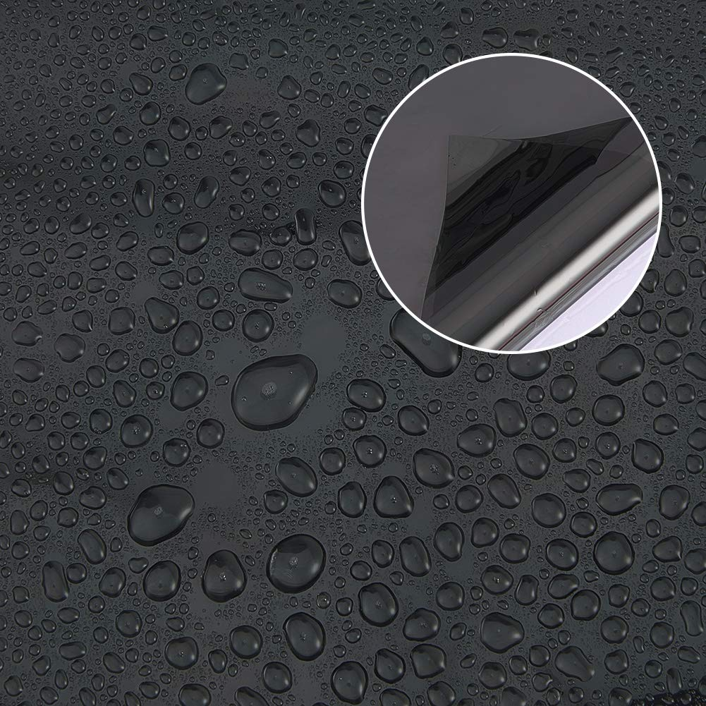 ATMOMO 70/% VLT Blue Car Window Foils Solar Protection Film Windshield Sun Shade Auto Window Tinting 0.5Mx3M 5558968213