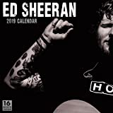 Ed Sheeran 2019 Wall Calendar
