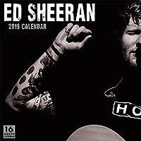 2019 Ed Sheeran 16-Month Wall Calendar: by Sellers Publishing, 12x12 (CA-0384)