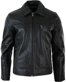 Poches Veste En Jacket Homme Vintage Multi Cuir Zicac Blouson qavYwc7
