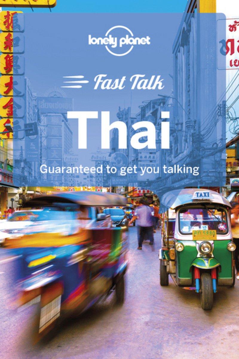 Lonely Planet Fast Talk Thai (Phrasebook) pdf