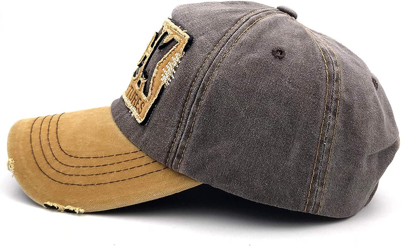 2019 Letter Rock Embroidery Cotton Baseball Cap for Men Women Gorras Outdoor Sport Sun Hat