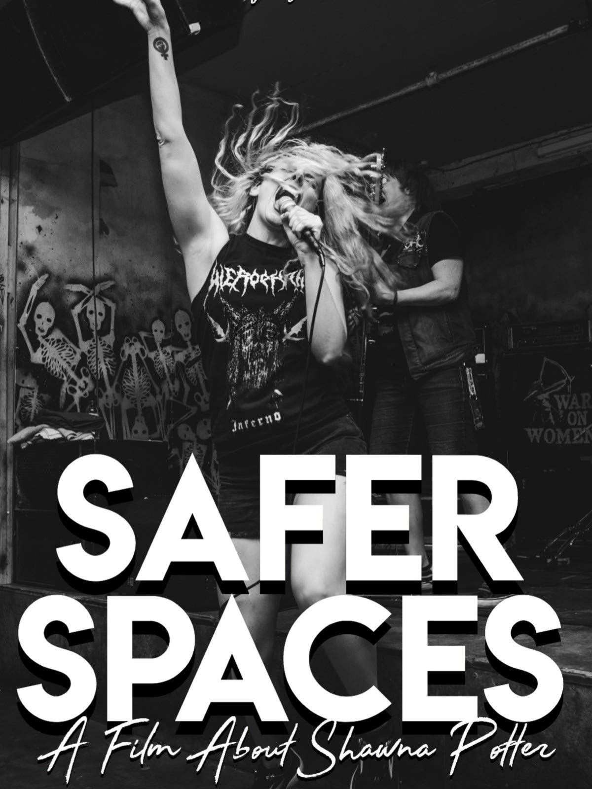 Safer Spaces: A Film About Shawna Potter