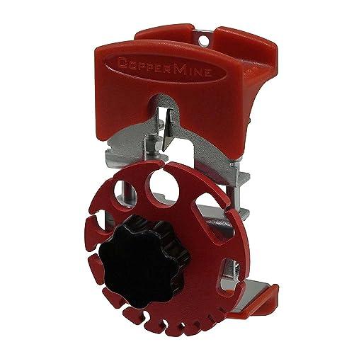 CopperMine poche Wire Stripper outil à l'aide de Stock lame, câble décapage Machine pour le recyclage de la ferraille cuivre