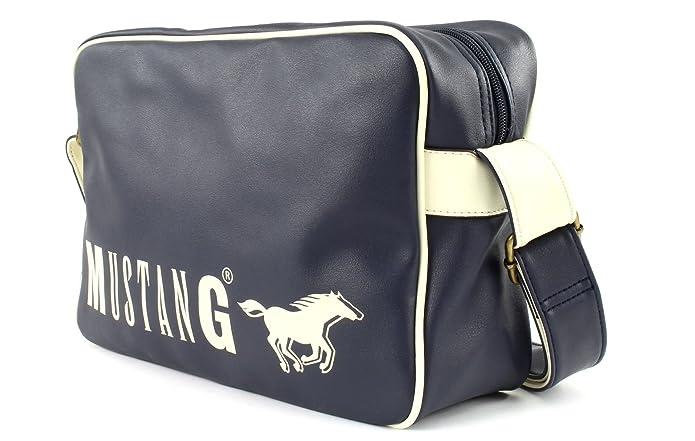 Mustang Dayton Eric ShoulderBag LHZ Dark Blue 2s5vM2zT0