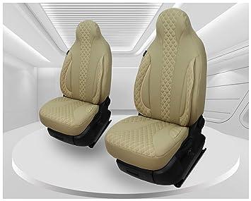 Maß Sitzbezüge Kompatibel Mit Fiat Ducato Typ 250 Bj Ab 2006 Fahrer Beifahrer Fb Pl405 Caramel Beige Baby