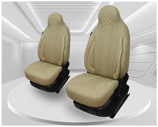Maß Sitzbezüge Kompatibel Mit Wohnmobil Fahrer Beifahrer Fb Pl405 Beige Baby