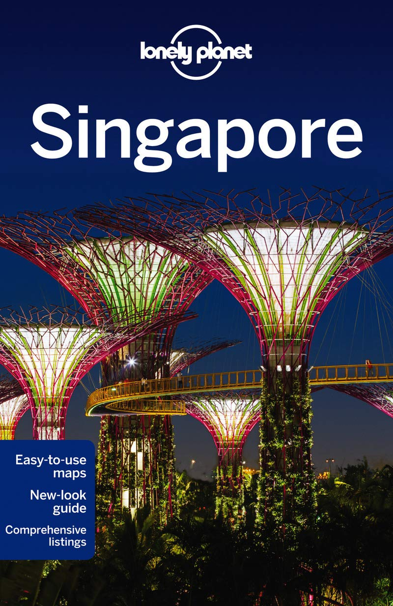 Lonely Planet Singapore 10th Ed. 10th Edition