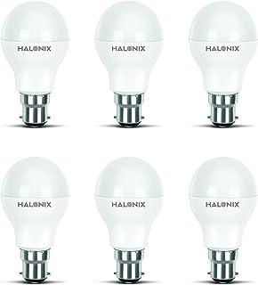 Halonix Photon Plus Base B22 7-Watt LED Bulb (Pack of 6 Cool  sc 1 st  Amazon India & Buy Halonix Photon Plus Base B22 9-Watt LED Bulb (Pack of 6 Cool ... azcodes.com