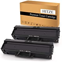 HITZE Compatible Toner Cartridge Replacement for Samsung MLT-D111S MLT 111S 111L MLT-D111L, Use with Xpress SL M2020W…