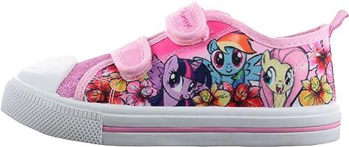 Girls Kid Children Pink My Little Pony Sports Pants Canvas Buckle Belt accessory
