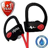 Wireless Headphones - Premium 2020 - Best Wireless Earbuds - Workout Headphones - Sport Headphones - Running Headphones…