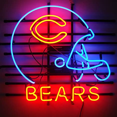 "Polar Bear Neon Sign Light Lamp 14/""x10/"" Bar Wall Artwork Decor Gift Bedroom"
