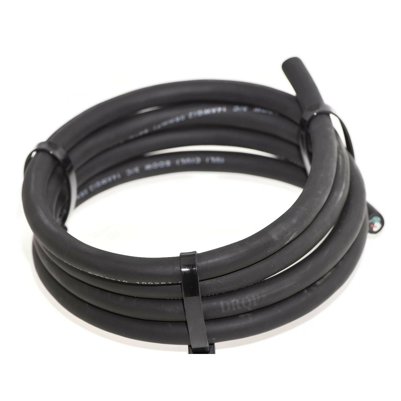 Amazon.com: Super Strong Cable Ties - Heavy Duty - Black, Self Locking Nylon Zip Ties (100, 12 inch): Home Improvement