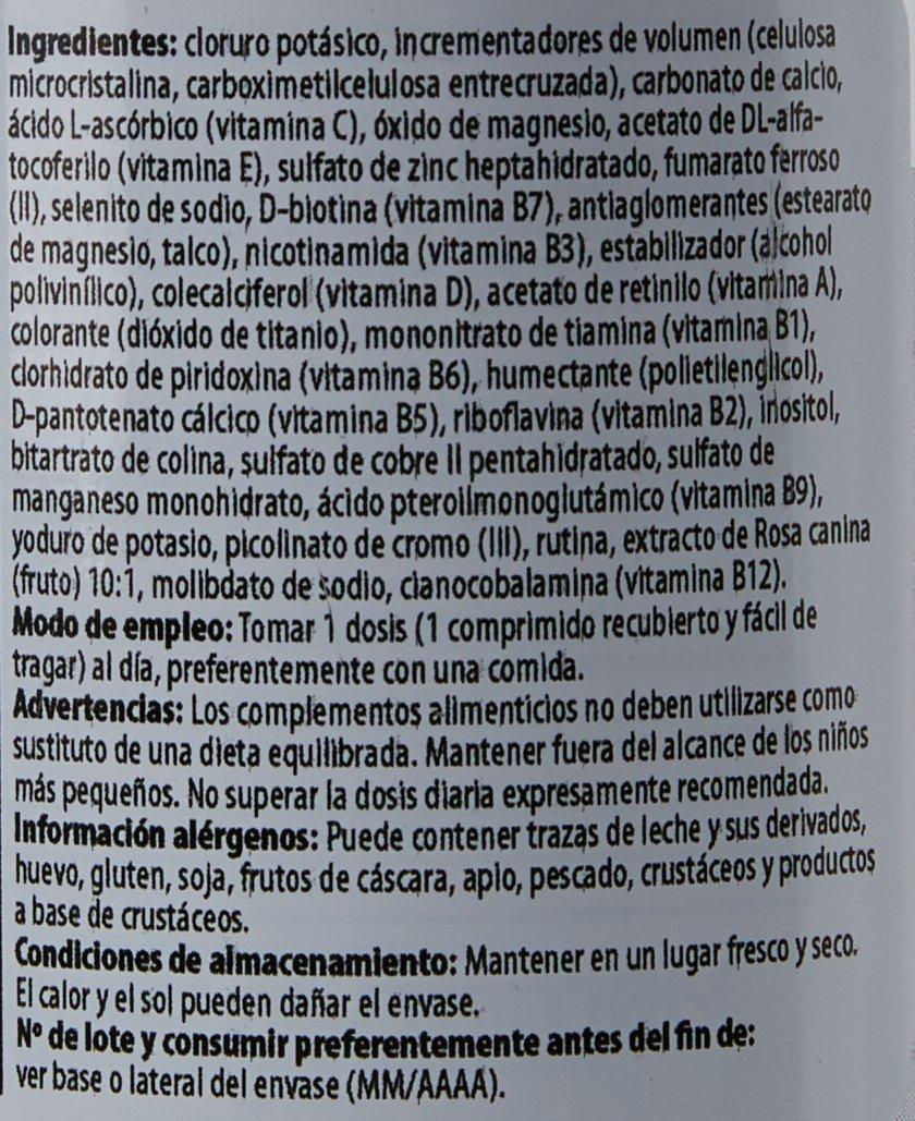 Scitec Nutrition Daily Vita-Min vitamina 90 tabletas: Amazon.es: Alimentación y bebidas