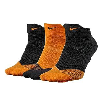 Nike 3PPK DRI-FIT LGHTWT HI-LO - Pack 3 Pares de Calcetines para Hombre, Color Rojo, Talla L: Amazon.es: Deportes y aire libre