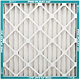 NaturalAire Pre-Pleat 40 Air Filter, MERV 8, 16 x 25 x 4-Inch, 6-Pack