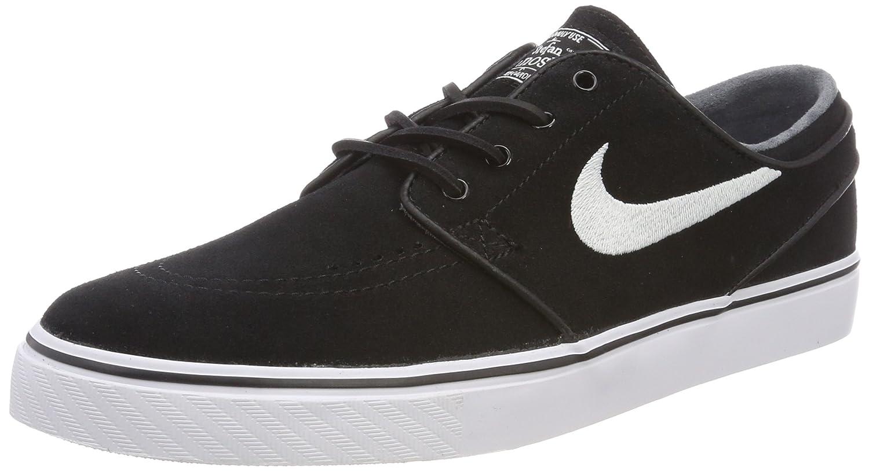 Nike Zoom Stefan Janoski OG, Zapatillas de Skateboarding para Hombre 44.5 EU|Negro (Black/White/Gum Light Brown 012)