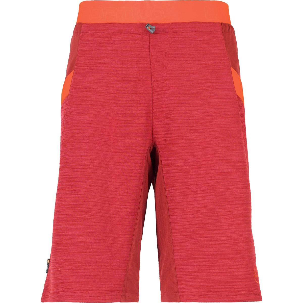 La Sportiva Force Short - Men's Chili/Pumpkin, S by La Sportiva
