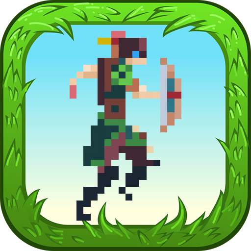 Archer Run - Free Runner Game (Saga Soda Free Candy Game Crush)
