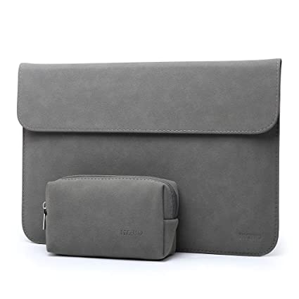 HYZUO 13-13.5 Inch Laptop Sleeve Case Compatible with Old MacBook Air/Old MacBook Pro Retina 13 2012-2015/Old 12.9 iPad Pro/13.5 Surface Laptop/HP ...