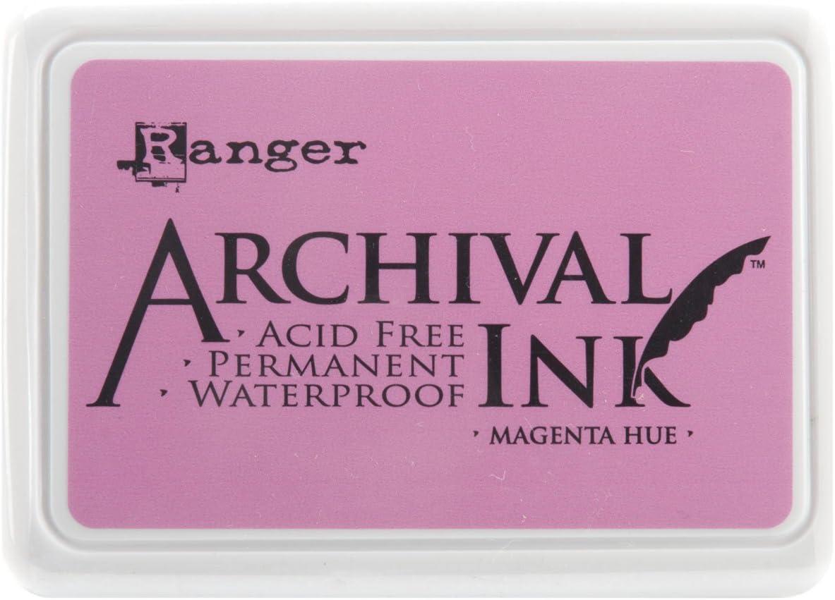 Magenta Hue Ranger AIP-30614 Archival Inkpad