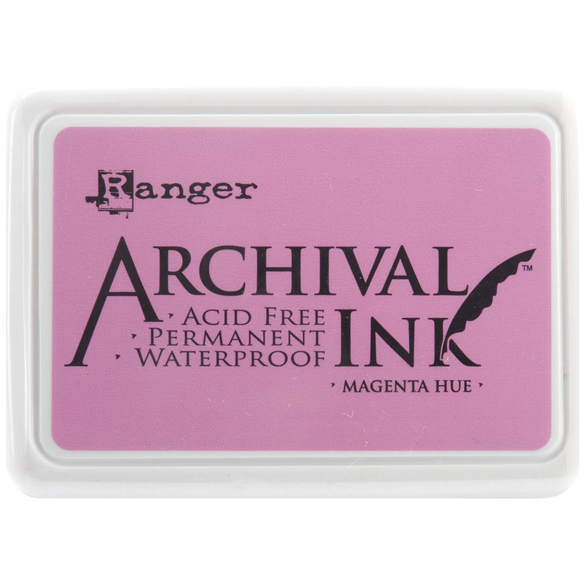 Ranger AIP-30430 Archival Inkpad, Deep Purple Notions - In Network