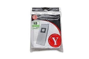 Hoover Type Y Allergen (3-Pack), 4010100Y 3PK Y Allerg Bag