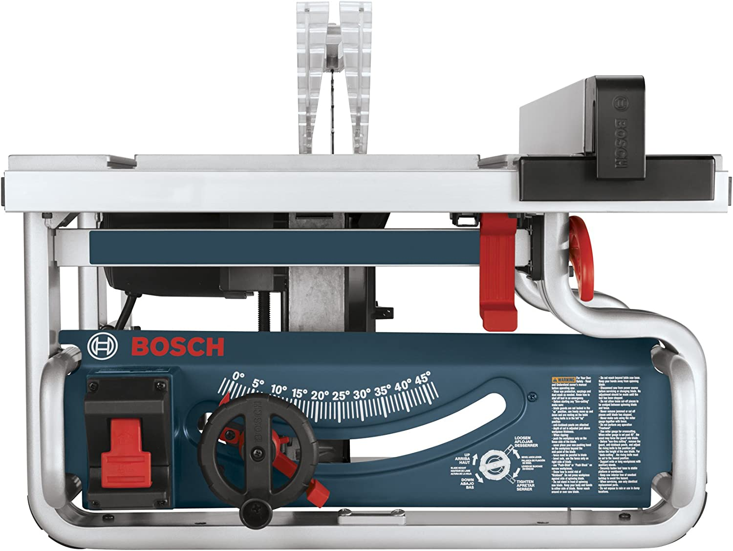 Bosch GTS1031 Table Saws product image 2