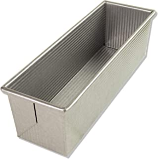 product image for USA Pan Bakeware Pullman Loaf Pan, Large, Silver