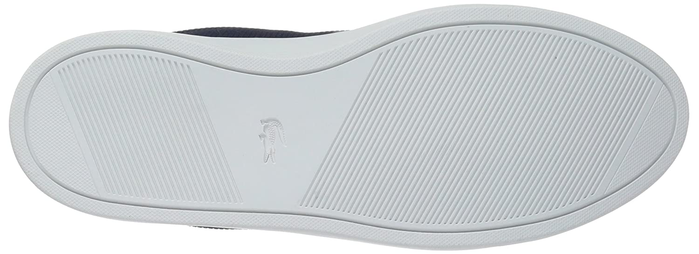Lacoste Women's Fashion Sneaker B01LYYOOBJ 6 B(M) US|Navy