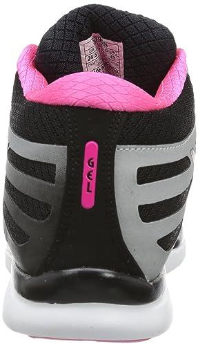 Asics S390N, Chaussures femme - Noir - Noir (9099), 37 EU