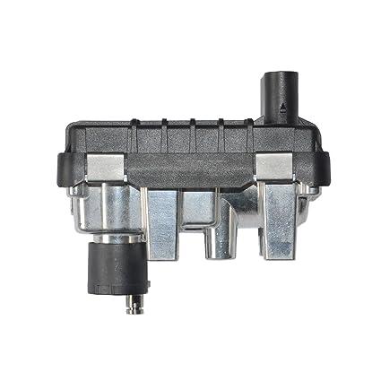 6NW008412 G-221 G-139 G-149 Turbo actuador eléctrico