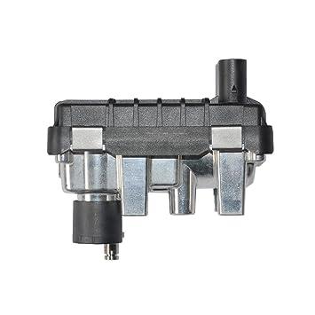 6NW008412 G-221 G-139 G-149 Turbo actuador eléctrico: Amazon.es: Coche y moto