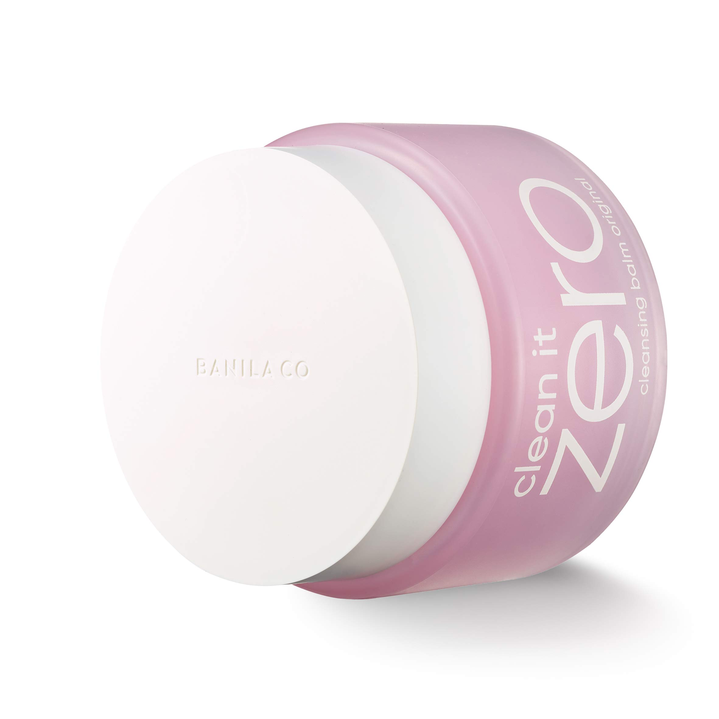 BANILA CO NEW Clean It Zero Cleansing Balm Original - Instant Makeup Remover, Facial Wash, 100ml, Double Cleanse, Hydrates, All Skin Types, Hypoallergenic, by BANILA CO