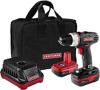 Craftsman 19.2 Volt Drill Driver Kit + $14.99 Sears Credit