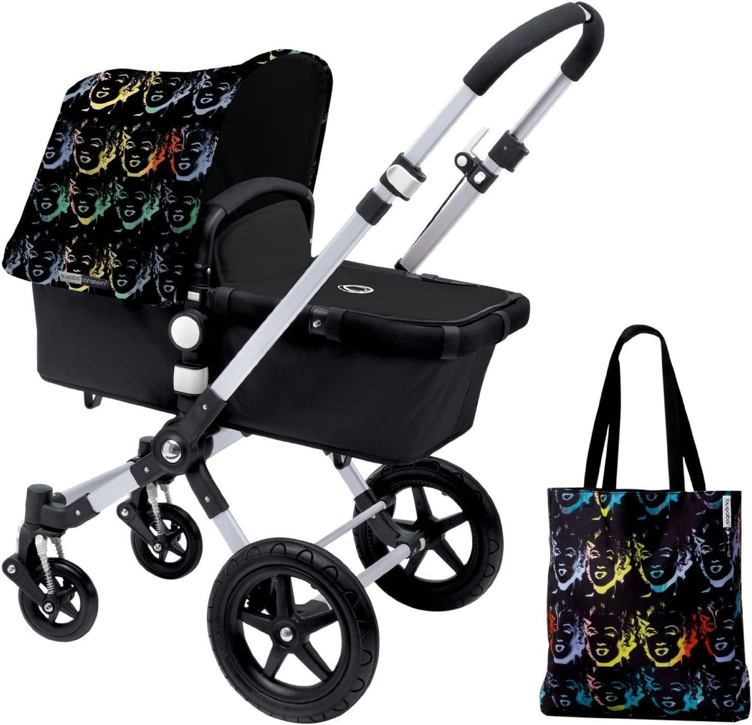 Bugaboo Bag/  Red Lining / 80220ZW02/ Black