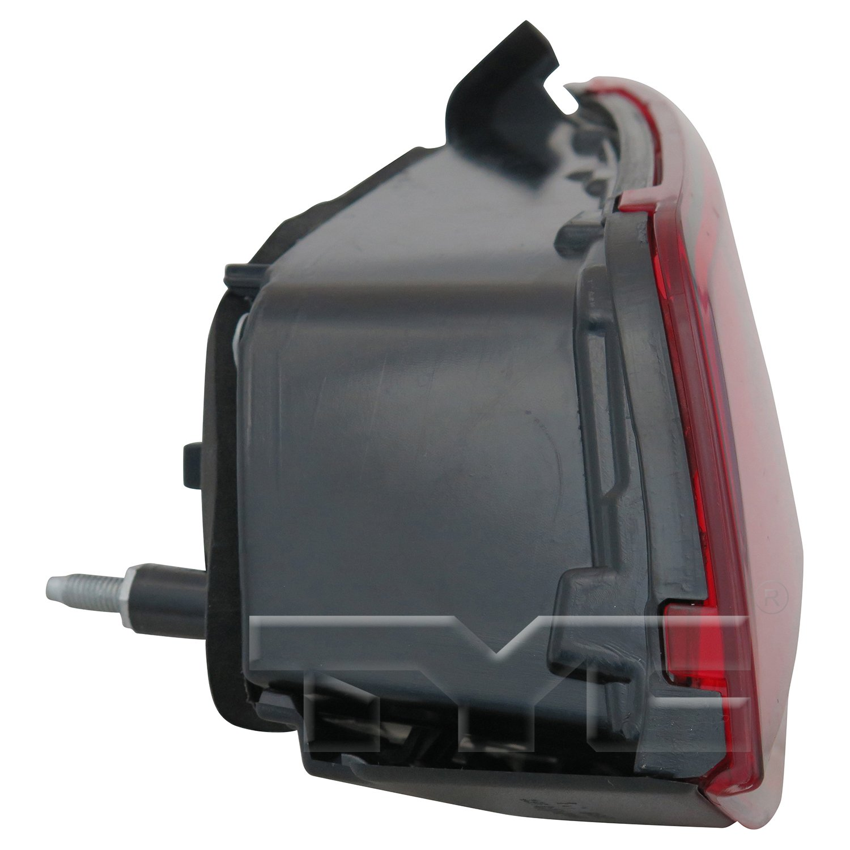 TYC 17-5561-00-9 Replacement Right Reflex Reflector for Volkswagen Jetta