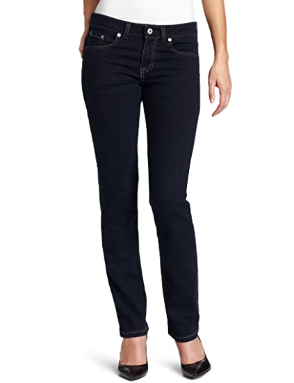 Dickies - Womens FD136 Relaxed Straight Leg Jean, 2 x Short, Stonewashed  Overdyed Black