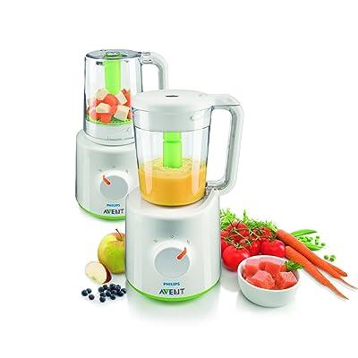 Philips Avent 2en 1Blender pour nourriture saine de bébé SCF870/22 0,4l, 0,7m, 400W, 220–240V, 50/60Hz