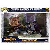 Pop Funko Movie Moments: Captain America vs. Thanos #698 Exclusivo