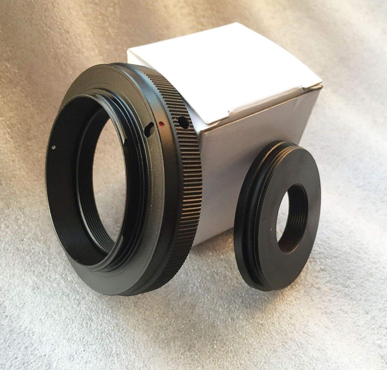 Microscopio adaptador RMS objetivo a cámara digital Sony Minolta ...