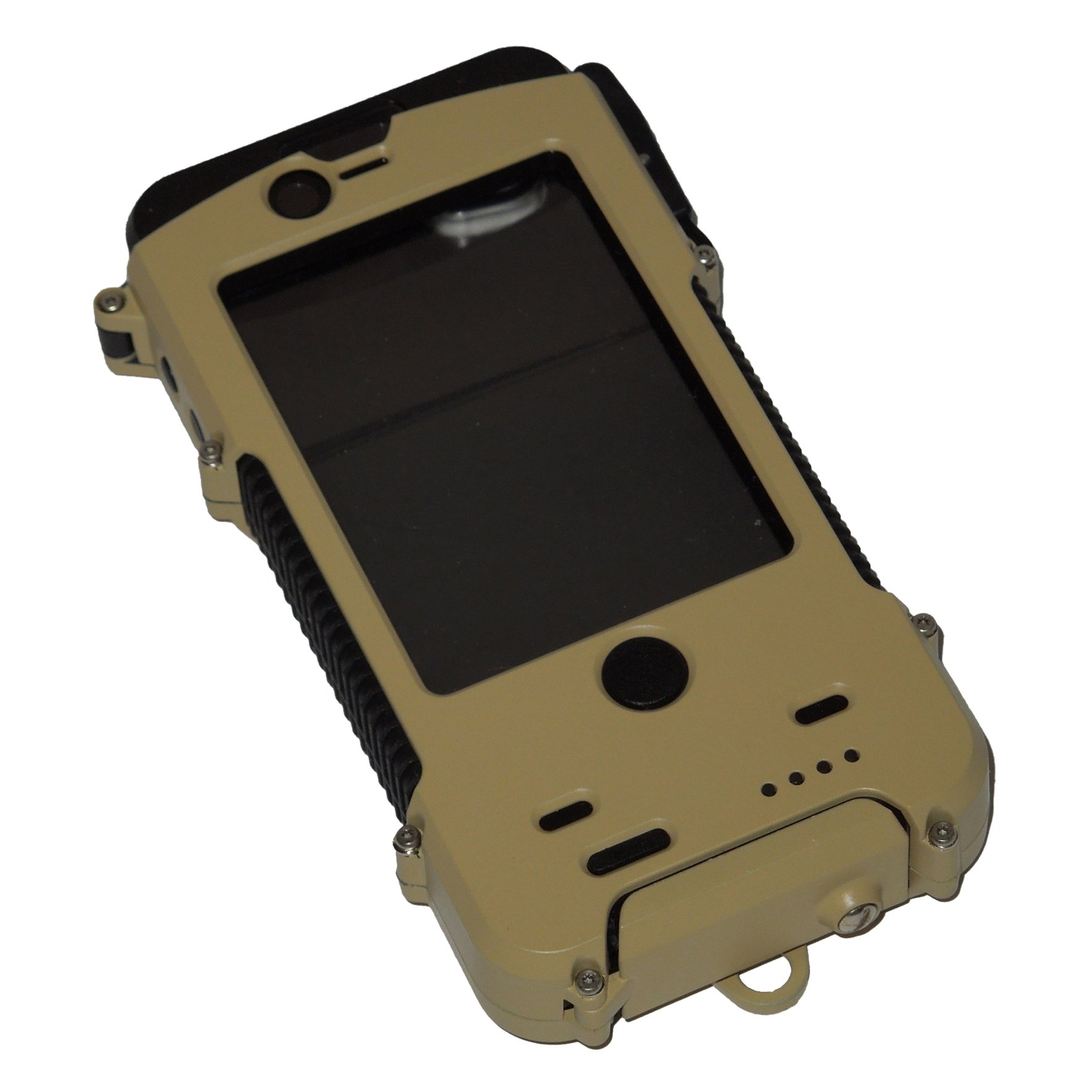 Snow Lizard SLXtreme Case for iPhone 4 and 4S, Coyote Tan