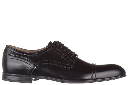 f493aa906e Gucci clásico zapatos de cordones hombres en piel nuevo derby shezan gross  grain negro EU 43 429211 AZM30 1060  Amazon.es  Zapatos y complementos