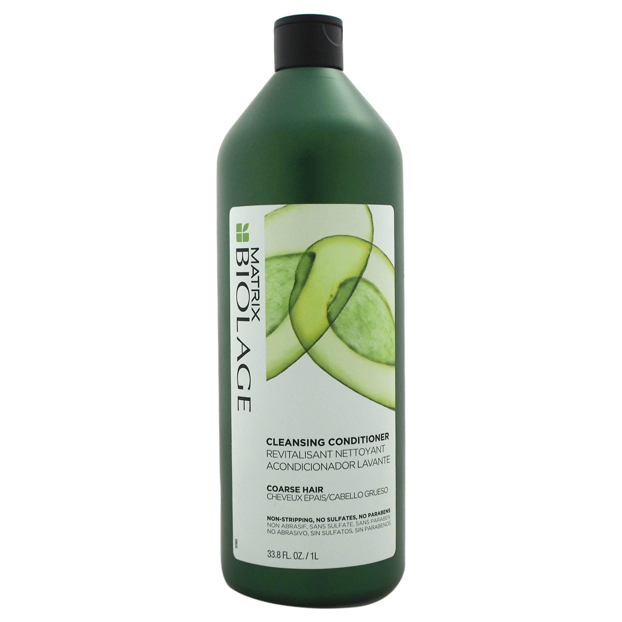 Matrix Biolage Cleansing Conditioner for Coarse Hair, 33.8 Ounce